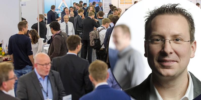 Interview mit linkFISH Geschäftsführer Sebastian Rabe zur TDWI 2016 München
