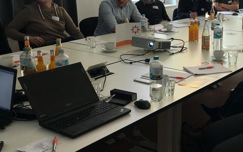 Teilnehmer sehr zufrieden mit der Arbeitsgruppe BI in der Öffentlichen Verwaltung