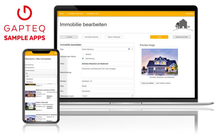 GAPTEQ – Stammdatenpflege und Prozessdigitalisierung leicht gemacht